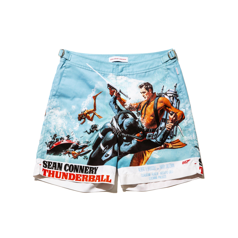Thunderball Swim trunks