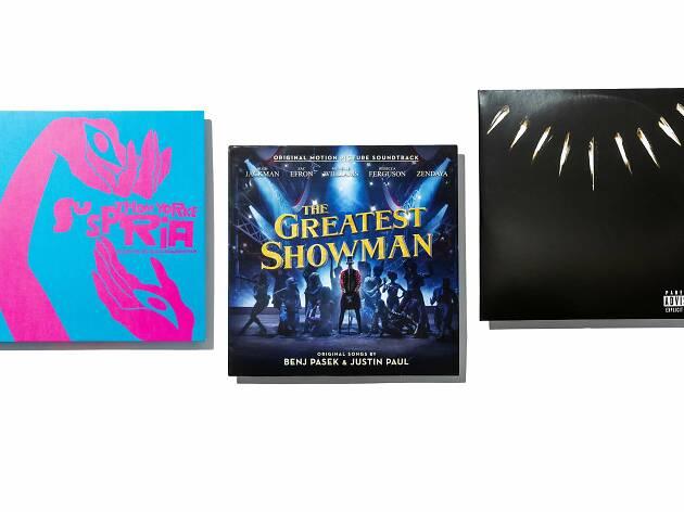 Film Soundtrack Selection