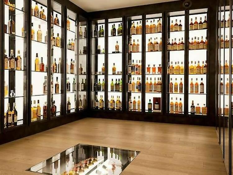 Une belle bouteille de whisky : un malt pour un bien!