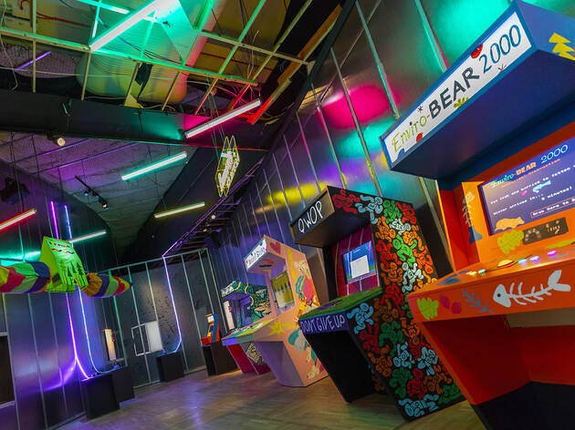 47% off 'Videogames: Design/Play/Disrupt' at the V&A