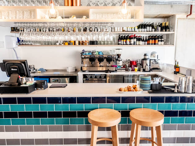 50% off three courses and a glass of bubbly at Tupi