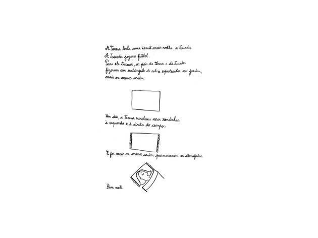 Clara Não - Ilustração