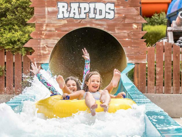 Adventure Park Gold Rush Rapids