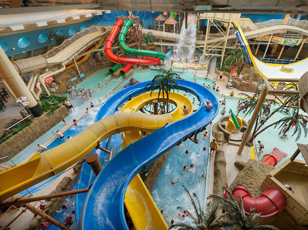 Sandcastle Waterpark