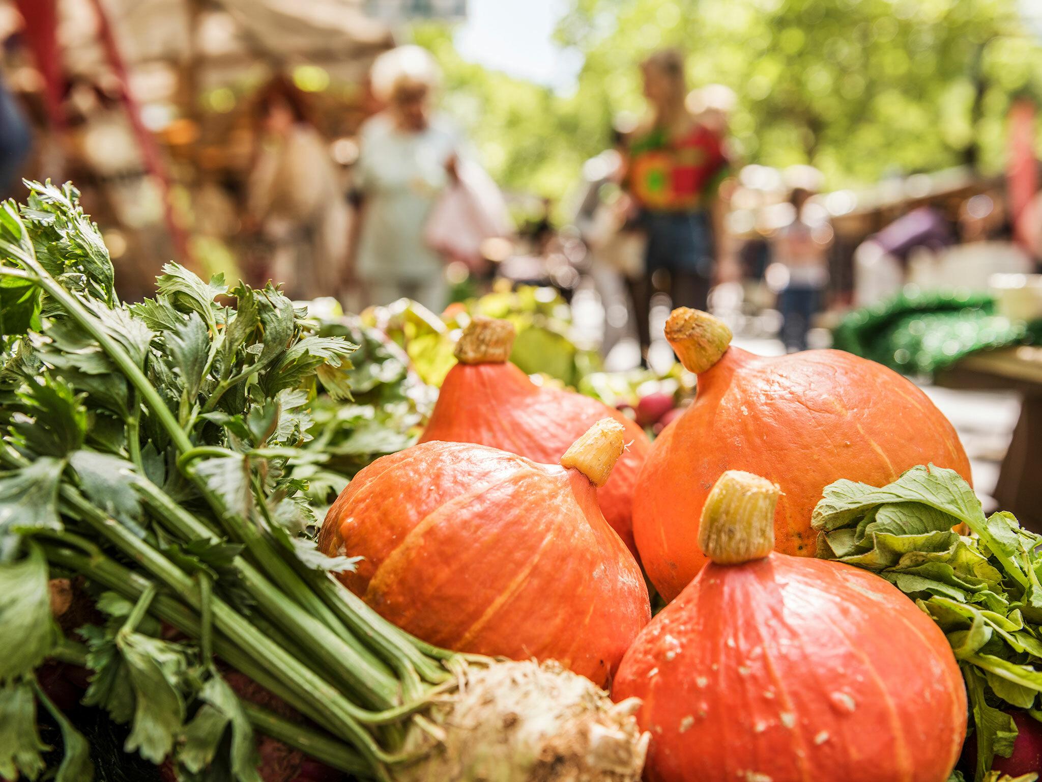 Kollwitzplatz Farmers Market