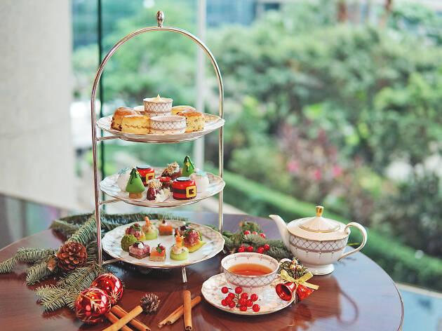 Tiffin Festive Afternoon Tea