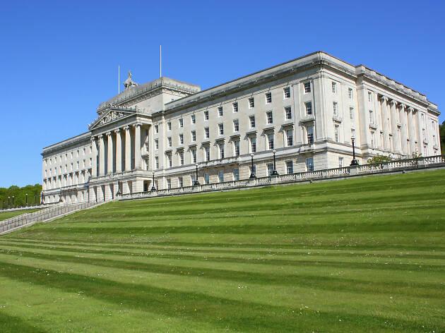 Parliament Buildings, Stormont