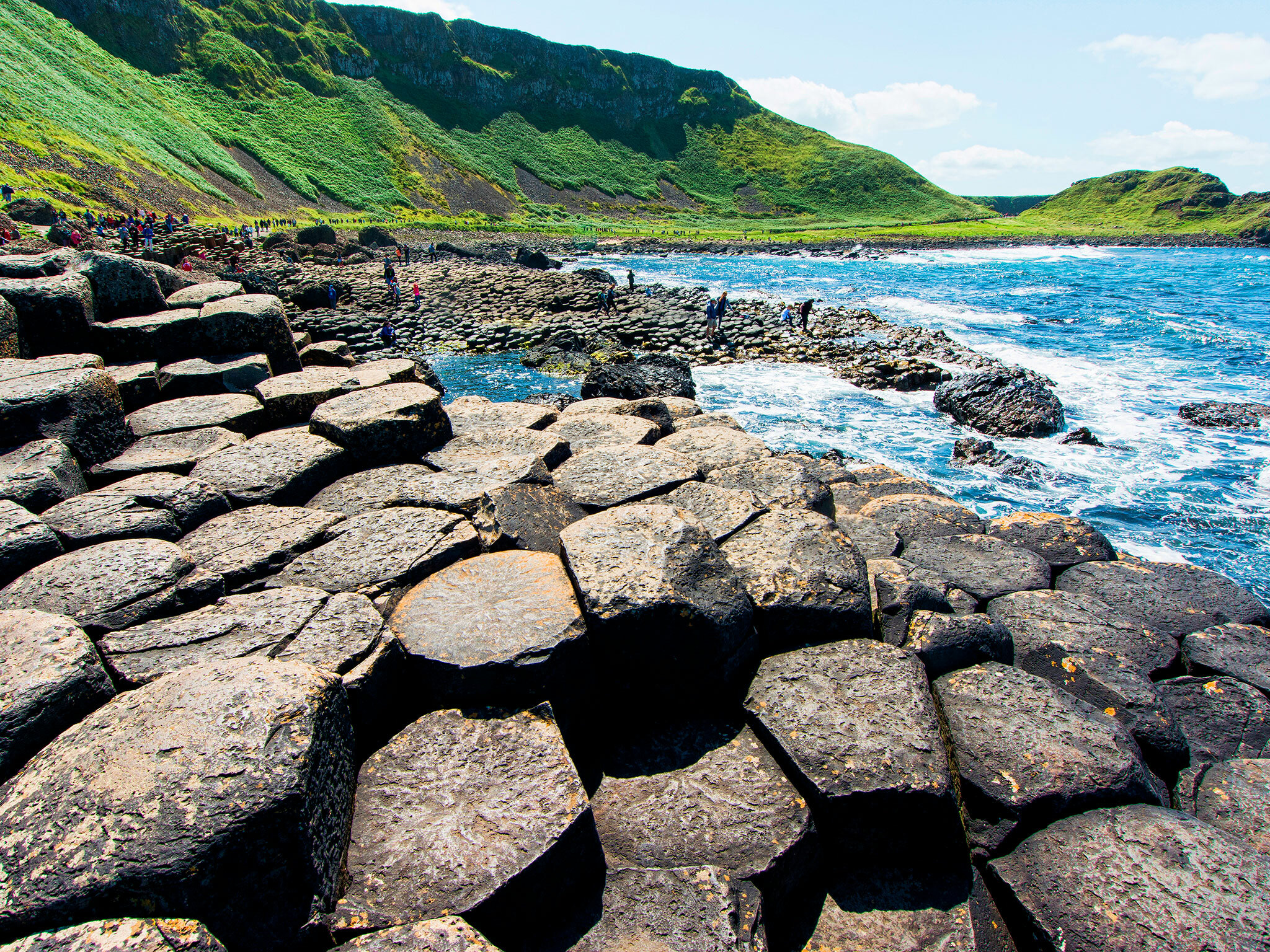 Day trip to the Giant's Causeway