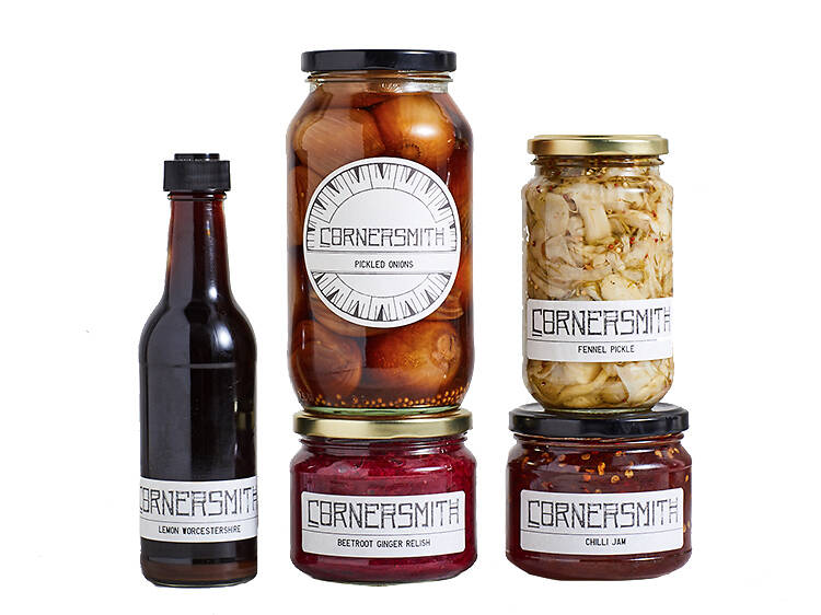 Pickle Party pack from Cornersmith, $80