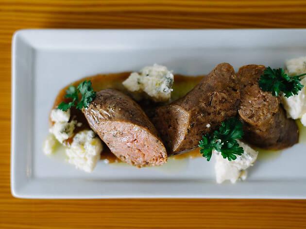 Foothills Butcher Bar: West