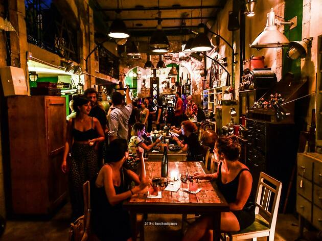 Jaffa nightlife - the best bars and clubs in the city