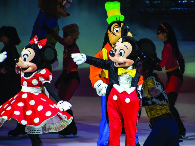 Disney On Ice presents Mickey's Super Celebration
