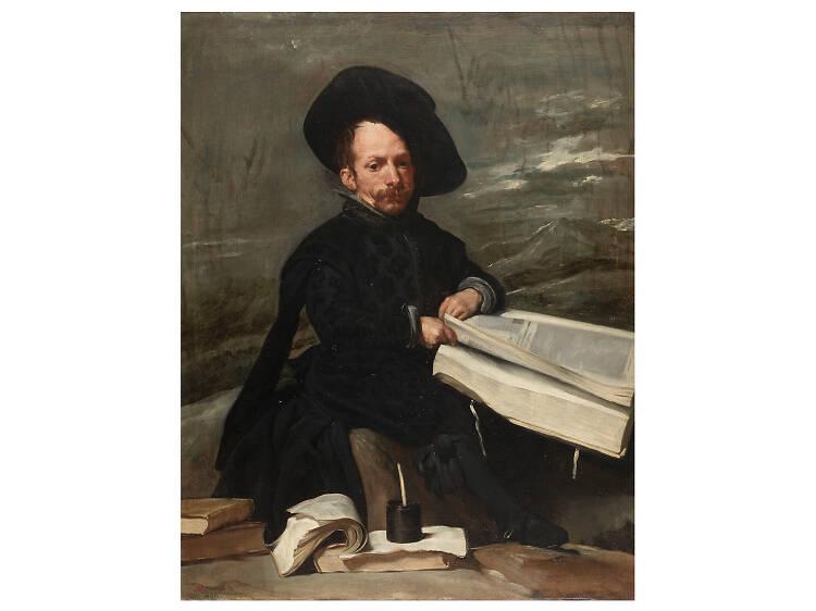 'Velázquez i el segle d'or': Pintura en viu