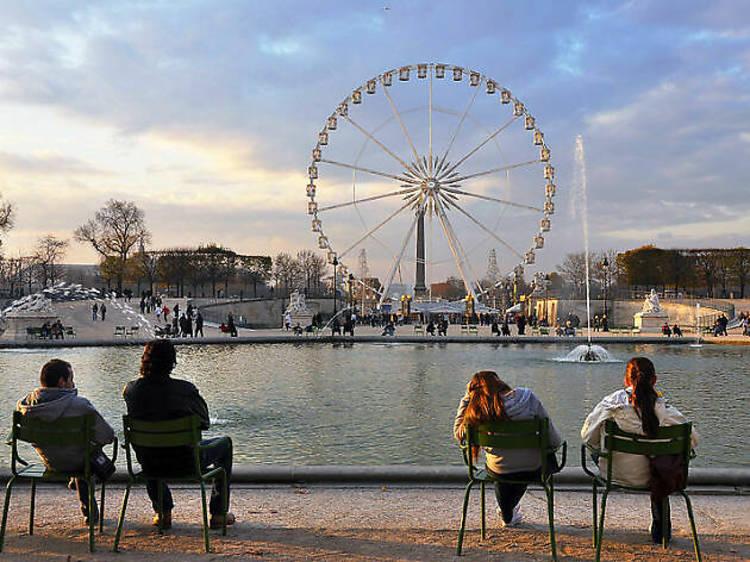Patinoire des Tuileries