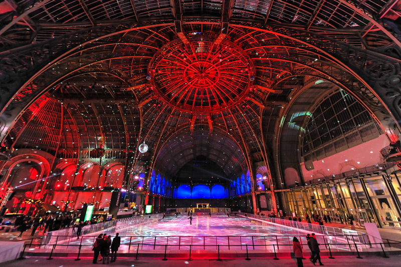 9 patinoires pour se la jouer Candeloro à Paris