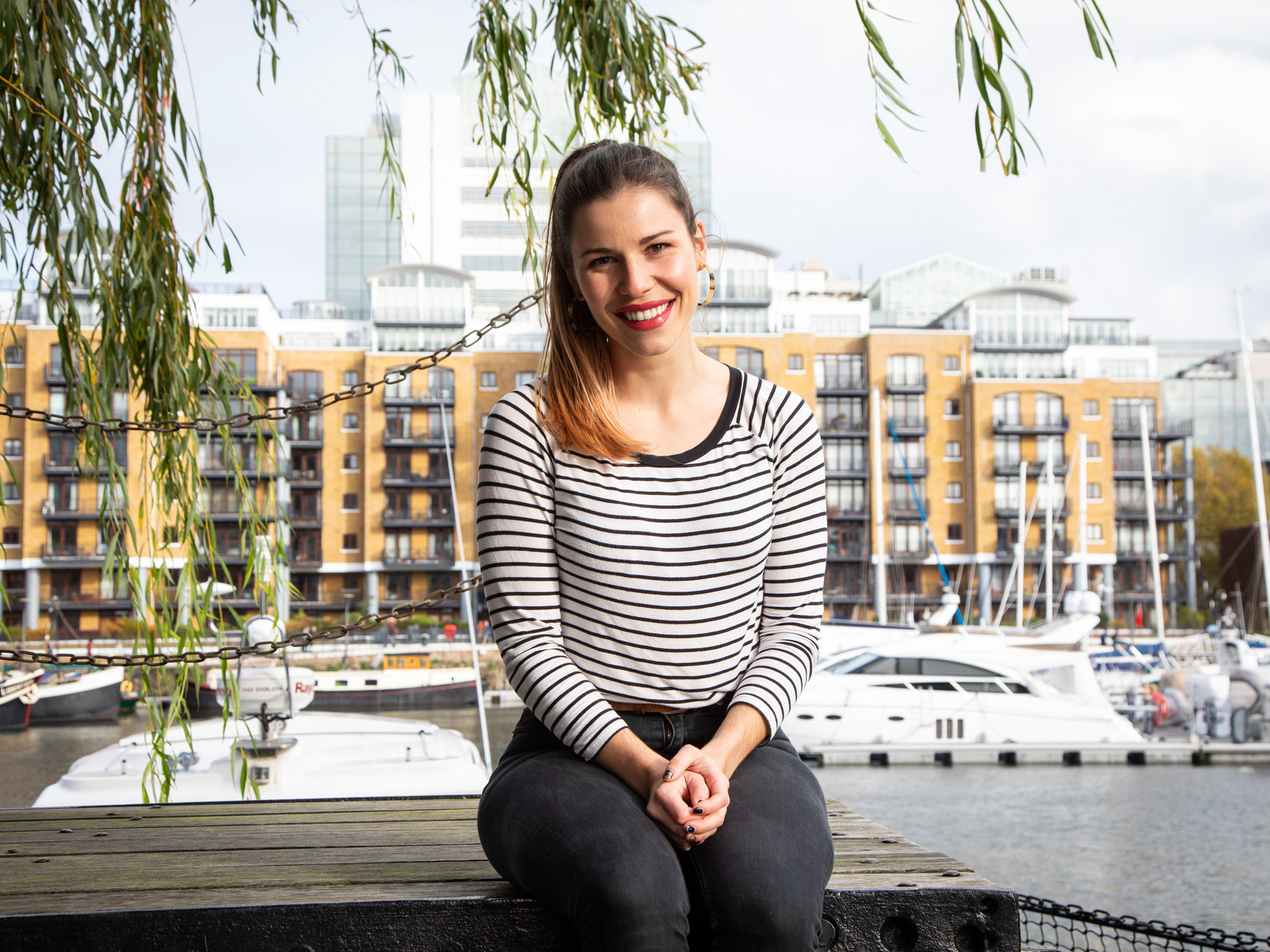 Manon from 'Bake Off' reveals how London inspired her to start baking