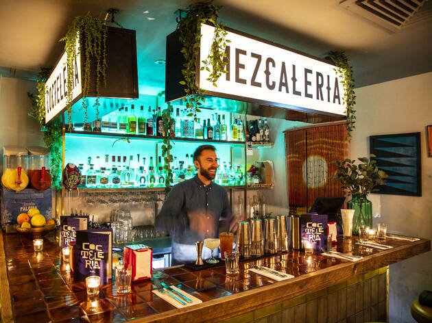 Bar of the week: Cocteleria