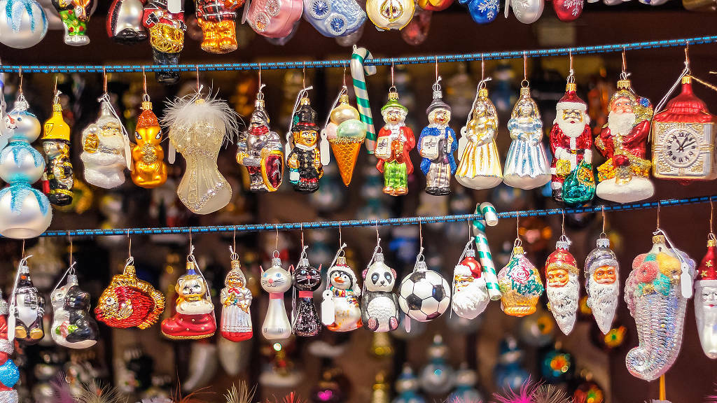 Les 40 meilleurs marchés de Noël de Paris