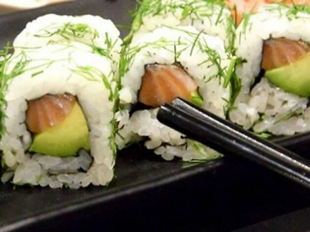 Nina Sushi - Roll