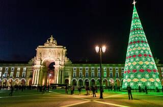 Terreiro do Paço - Luzes de Natal