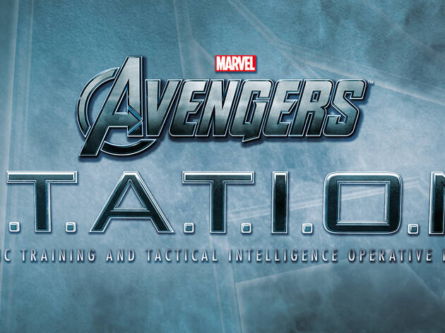 Up to 30% off Marvel Avengers S.T.A.T.I.O.N. at ExCel London