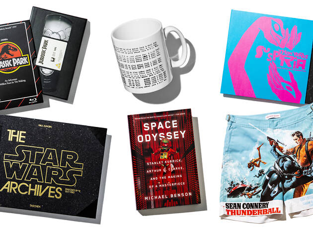 76e36b999ce 20 Perfect Christmas Gifts For Movie Lovers | Film Buff Christmas ...