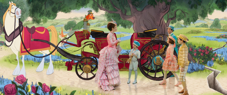 'El regreso de Mary Poppins' és la pel·li del Nadal