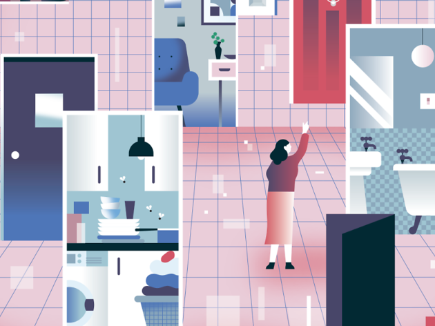The Future of Renting illustration