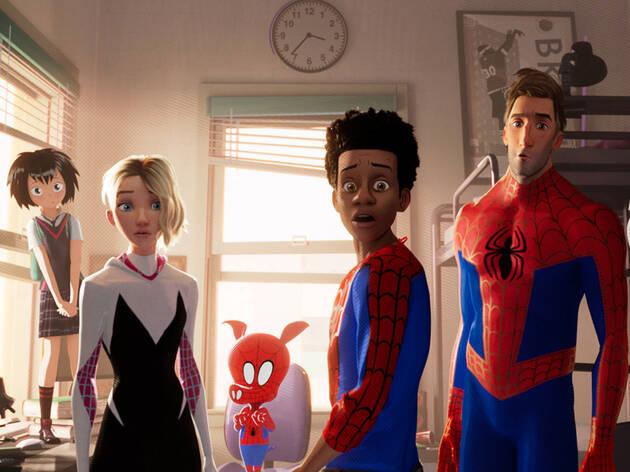 Homem Aranha: No Universo Aranha