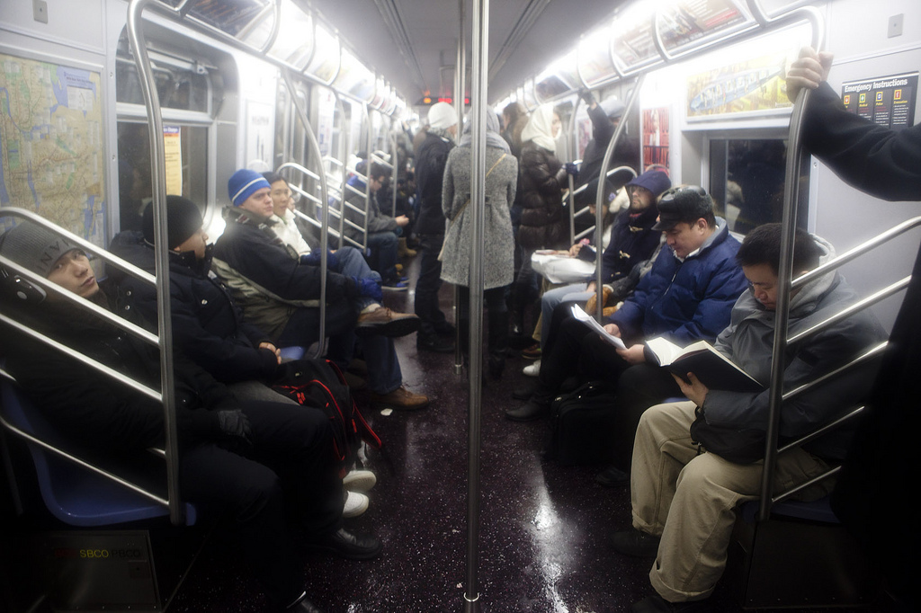 What's the deal with crazy hot subway cars in winter?