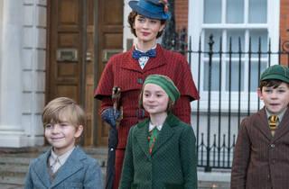 O Regresso de Mary Poppins