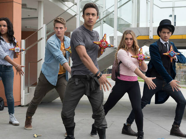 Power Rangers Ninja Steel: Temporada 2
