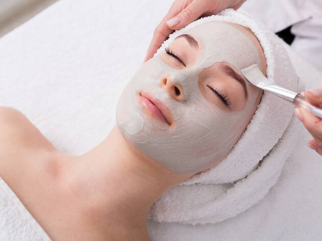 Get free CBD-infused facials in Greenwich Village this Saturday