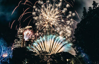 NYE City of Melbourne
