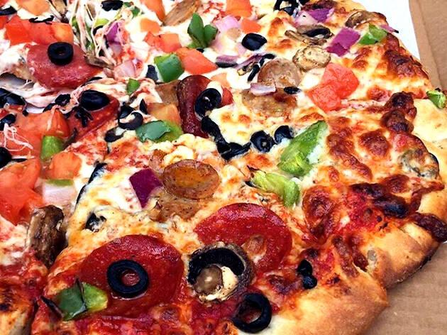 Aardvark Pizza & Sub