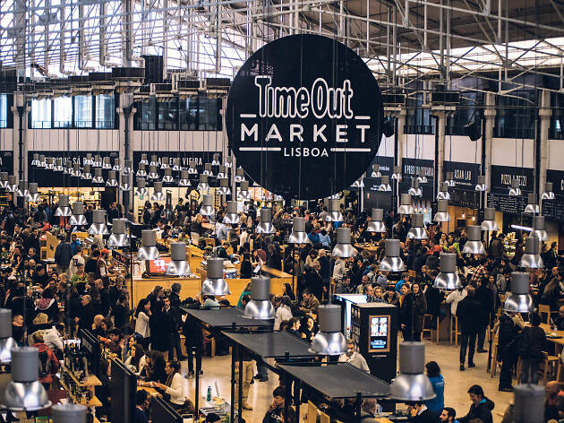 Hello, London: we've announced a Time Out Market in Waterloo!