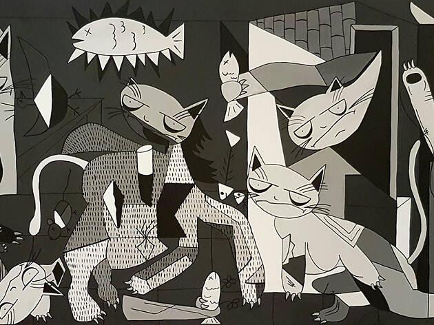 'Guernicat', de Sol Fepeto