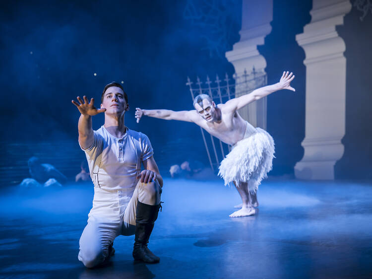 Four of Matthew Bourne's amazing ballets are now available to stream