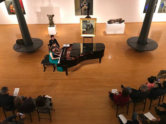 Cicle de concerts de piano