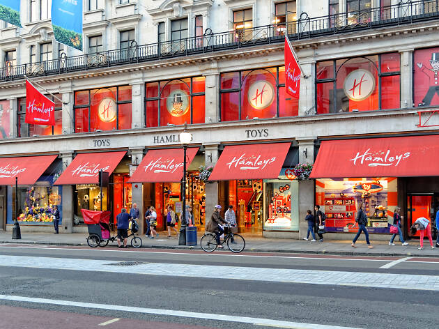 Hamleys, the world's oldest toy store, is coming to NYC