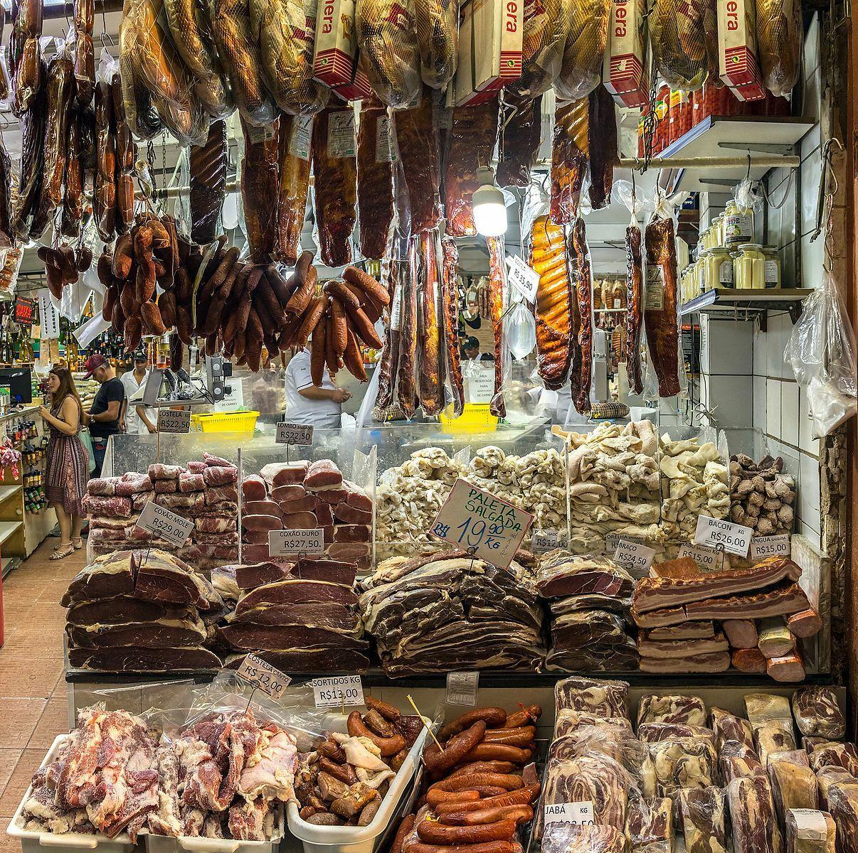 Mercado Municipal of São Paulo