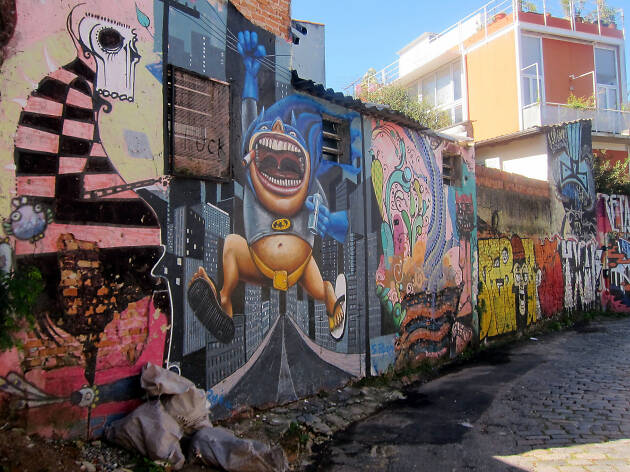Beco de Batman