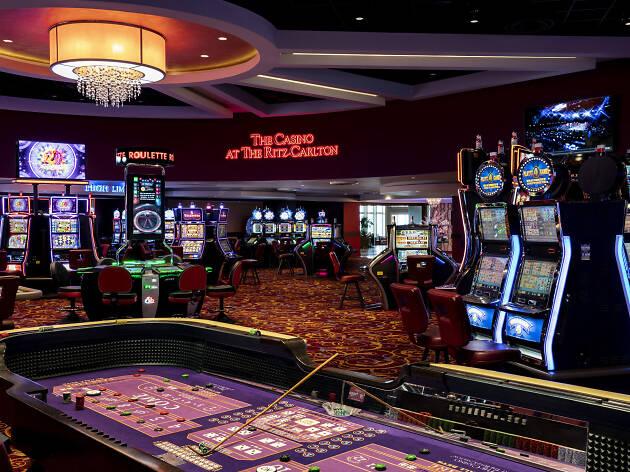 The Casino at Ritz-Carlton Aruba