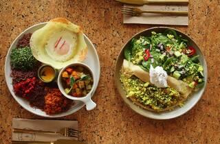 Food at Lankan Tucker