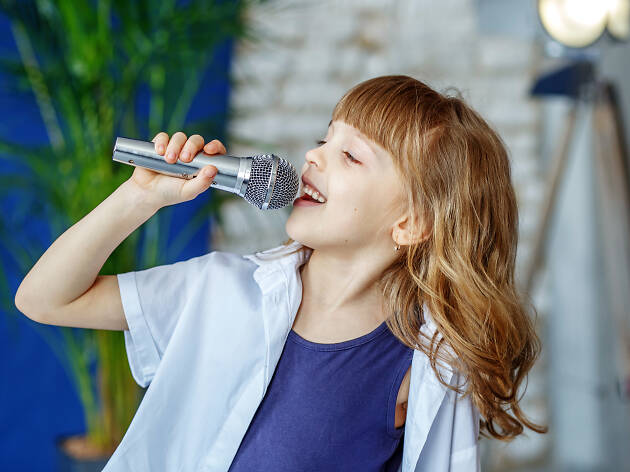5 Best Karaoke Places for Kids in NYC