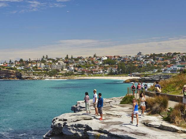 The Bondi to Bronte Walk, Sydney