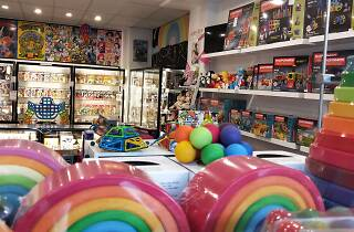 Toys, collectables