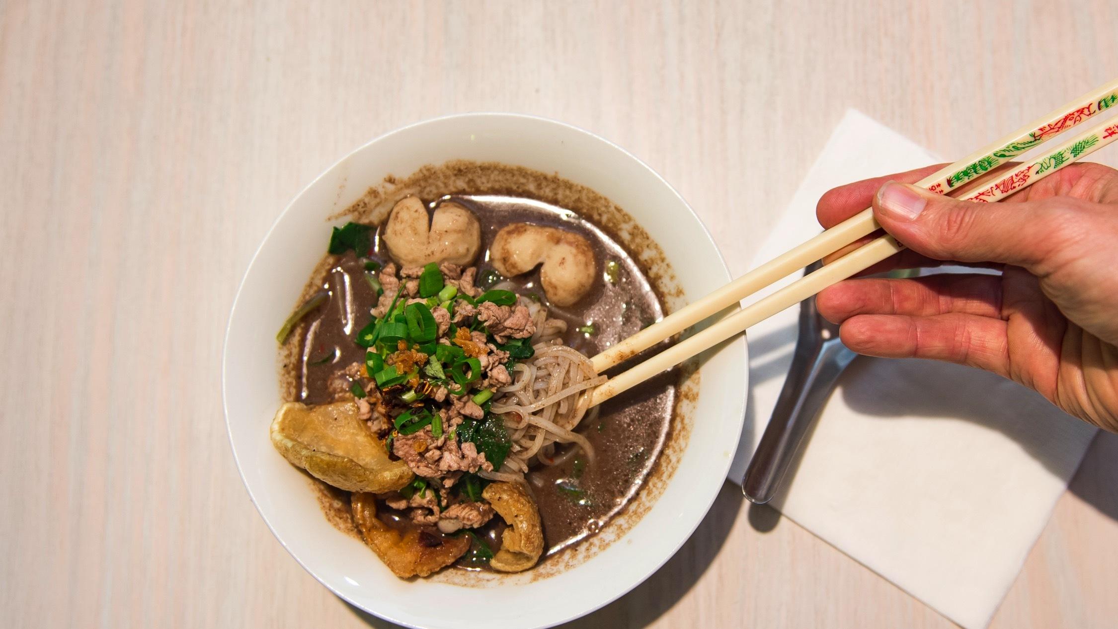 Food at Thai Thai