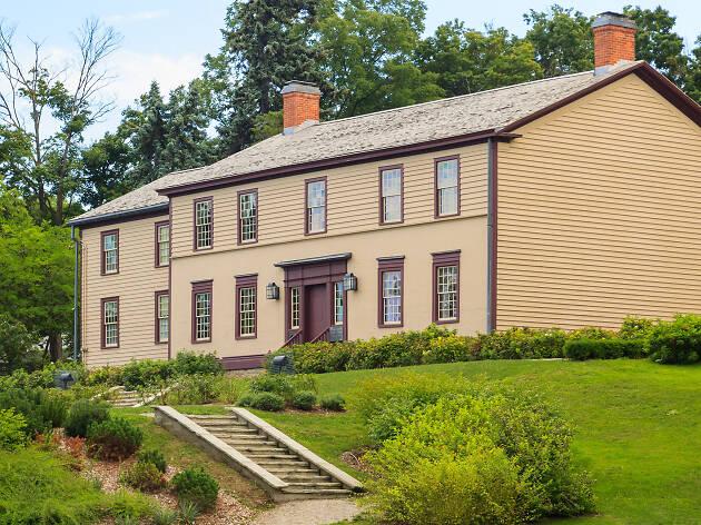 Battlefield House Museum
