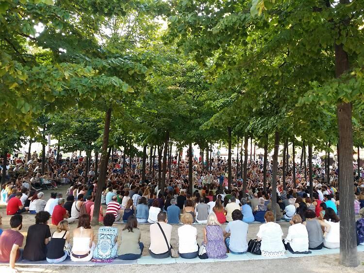 Dos obras de Shakespeare gratis en el parque de la Estació del Nord